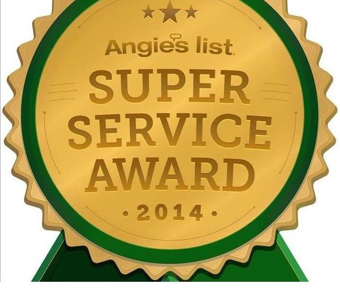 General Angie's list Super Service Award