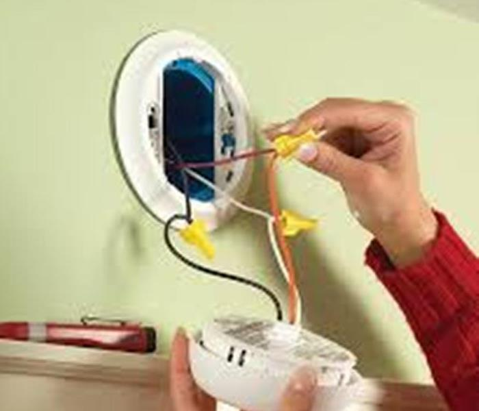 Fire Damage Smoke Alarms, when to replace