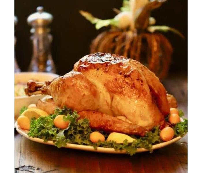 Why SERVPRO Lets Talk Turkey Safety