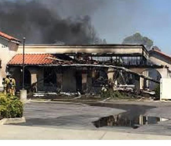 Fire Damage Causes & prevention of Commercial Fires
