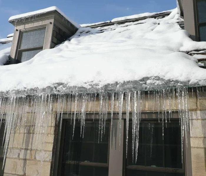 Why SERVPRO How to Remove an Ice Dam